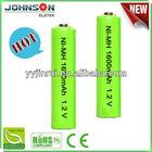 1.2V AA nimh battery