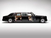 Rolls Royce Phantom EWB stretched