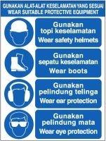 Safety Signage, Mandatory Signs, Safety Sign