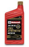 Motorcraft Full Synthetic Oil