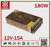 S-180-12 180w led power supply for constant voltage