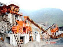 granite aggregate crushing plant