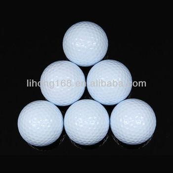 hot sale oem 2 piece promotional golf ball