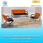 Comfortable Office Sofa,Leisure Office Sofa,PU Office Sofa (GY-321H)
