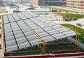 más económico de energía solar térmica del sistema para los proyectos de la escuela y el hotel