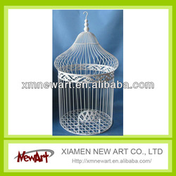 NA10A500 White Large Wholesale Bird Cages