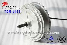 E Bike Motor TDM-L135/Wheel Hub Motor/Kit Electric Motors for Bici, with CE