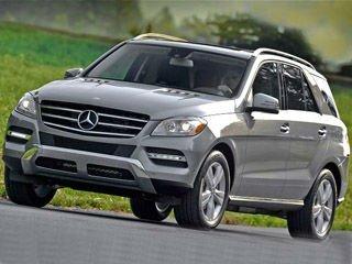 2012 Mercedes-Benz ML 350 4MATIC