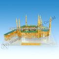 مكة المكرمة مكة المقدسة 3d صورة مسجد مكة jy13 بنت مكة البوصلة