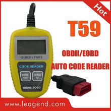 Low Price Mini Scan Tool All OBD2/EOBD/JOBD Car Fault Code Reader T59