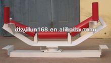 Return idler roller bracket,Conveyor production