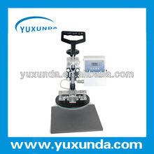 3D transfer sublimation digital plate print machine