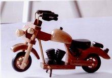 Motorcycle hand work