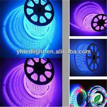 Christmas light AC110-240V 60led/Meter outdoor waterproof flexible daylight