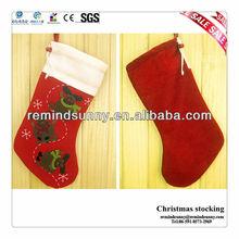 2013 Fashion Christmas Decoration Supplies Christmas Stocking