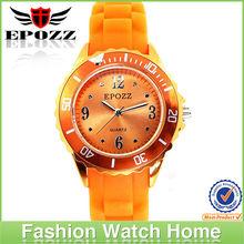 Wholesale fashion EPOZZ silicone interchangeable watch strap