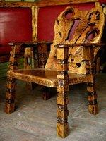 very unique chair