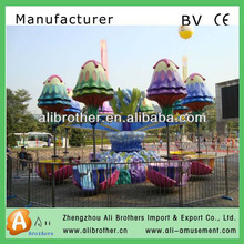 high quality new design cheap Attraction Park Equipment amusement jellyfish gifts