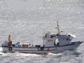 Barco de pesca
