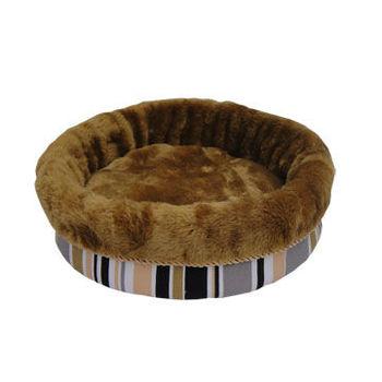Plush Dog Toys Bed