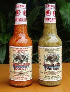 Pirates Blend Garbanero & Garlapeno Sauces