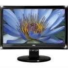 "AOC LCD 15.6"" 1619SW Widescreen silver/black"