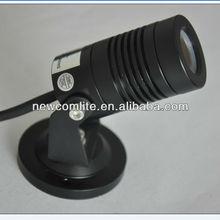 IP65 black cover garden light landscape LED