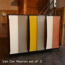 Willy Van der Meeren wardrobes