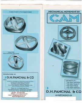 TEXTILE MACHINE CAM and CIRCULAR WEAVING MACHINE