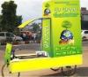Mobile Ad trikes/ advertising rickshaws
