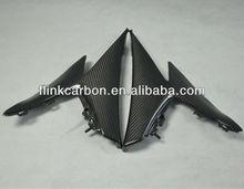carbon fiber motorcycle part side tank fairing for Suzuki GSXR1000 09-10