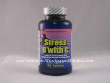 Vitamin B with Vitamin C Stress (Tablets)