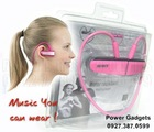 Wireless MP3 Player 2GB- Wear the Music You Want!