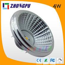 4W ar111 g53 5w mr16 led spotlight ar111 gu10 led