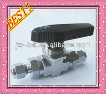 ss316 gasoline ball valve manufacturer