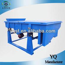 Henan YongQing stable linear vibrating soil screen,linear soil shaker separator for grading various soil