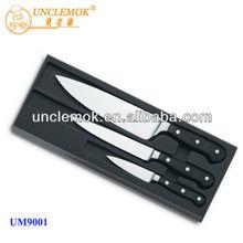 Venta al por mayor 3 unids gerber acero inoxidable cuchillos de cocina