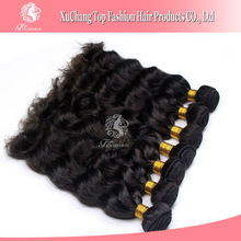 Wholesale factory price natural style bresilienne human hair weaving