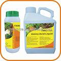 amino ácido líquido fertilizante de pescado