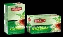 "Brooklyn Fruit & Herb' "" Herbs with Organic Green Tea"" WELPENELA Leaves Organic Certified Herbs"