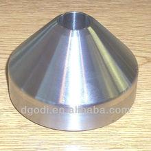 aluminum taper shape machine bushings