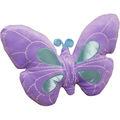 Lông đẹp tím butterfly