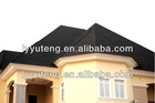 Roofing shingle/stone coated steel roof