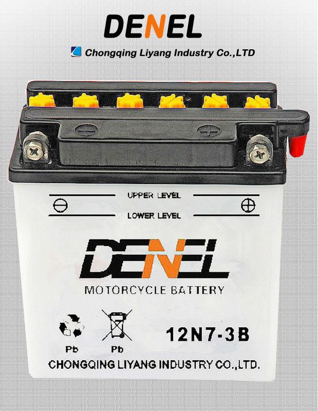 12V 7AH Motorcycle Battery Replacements/ kawasaki ninja