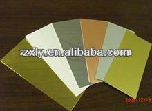 Hot sale 0.8mm pvdf aluminum sheet for outdoor