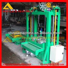 QTJ4-60 Myanmar cement concrete brick machine
