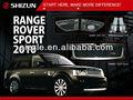 chisporroteo de asiento de auto accesorios de range rover sport 2010