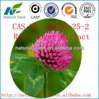 Supplying red clover flower extract 40% isoflavones