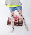 tatlı dayanıklı Malzeme külotlu çorapları kızlar