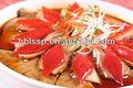 вкусные соленые огурцы острый перец чили в рассоле китайской кухни смешанные с пищей